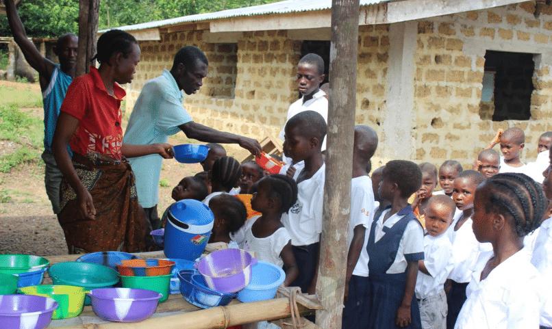 The school meals program.