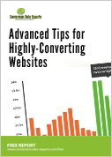 Advanced tips for highly-converting websites (PDF)